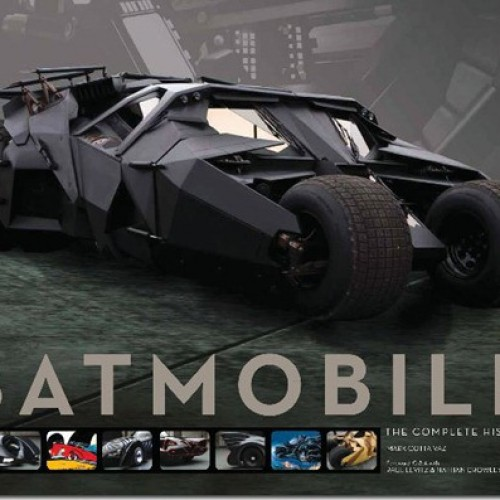 Batmobile – The Complete History Book Review
