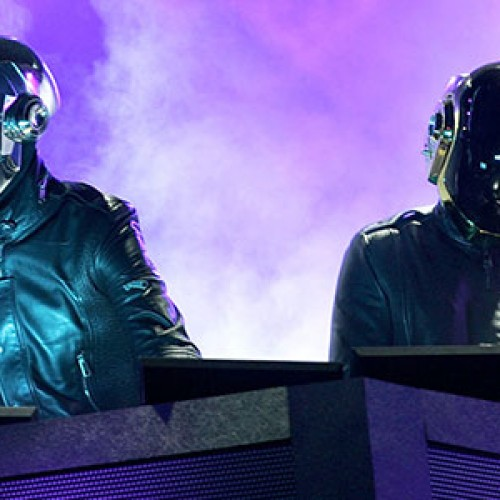 Daft Punk signs to new record label and announces release of fourth album