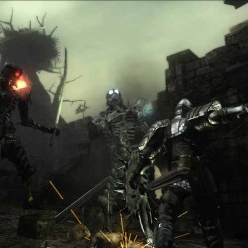 Demon's Souls coming to PSN