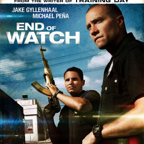 End of Watch – Blu-ray Review