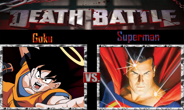 goku_vs_superman_by_sonicpal-d4xe272