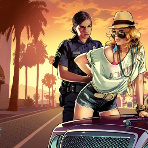 Sony leaks Grand Theft Auto V assets, Rockstar Games upset