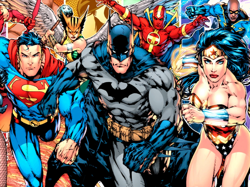 Justice League movie characters possibly revealed with ...