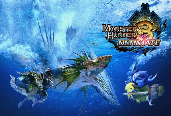 monster hunter 3 ultimate art