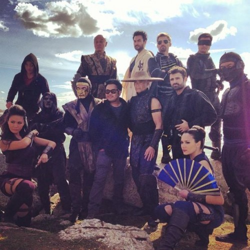 Mortal Kombat Legacy 2 gets a group costume photo