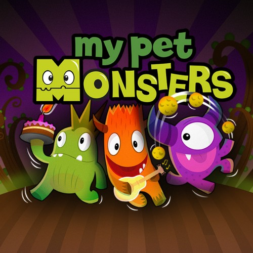 My Pet Monsters invades your iOS