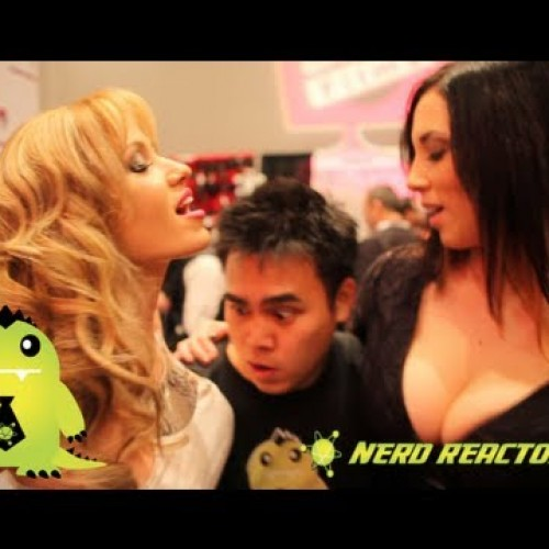 AVN Music Video 'She Said Ok' with Nerd Reactor 2013