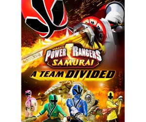 power rangers samurai a team divided