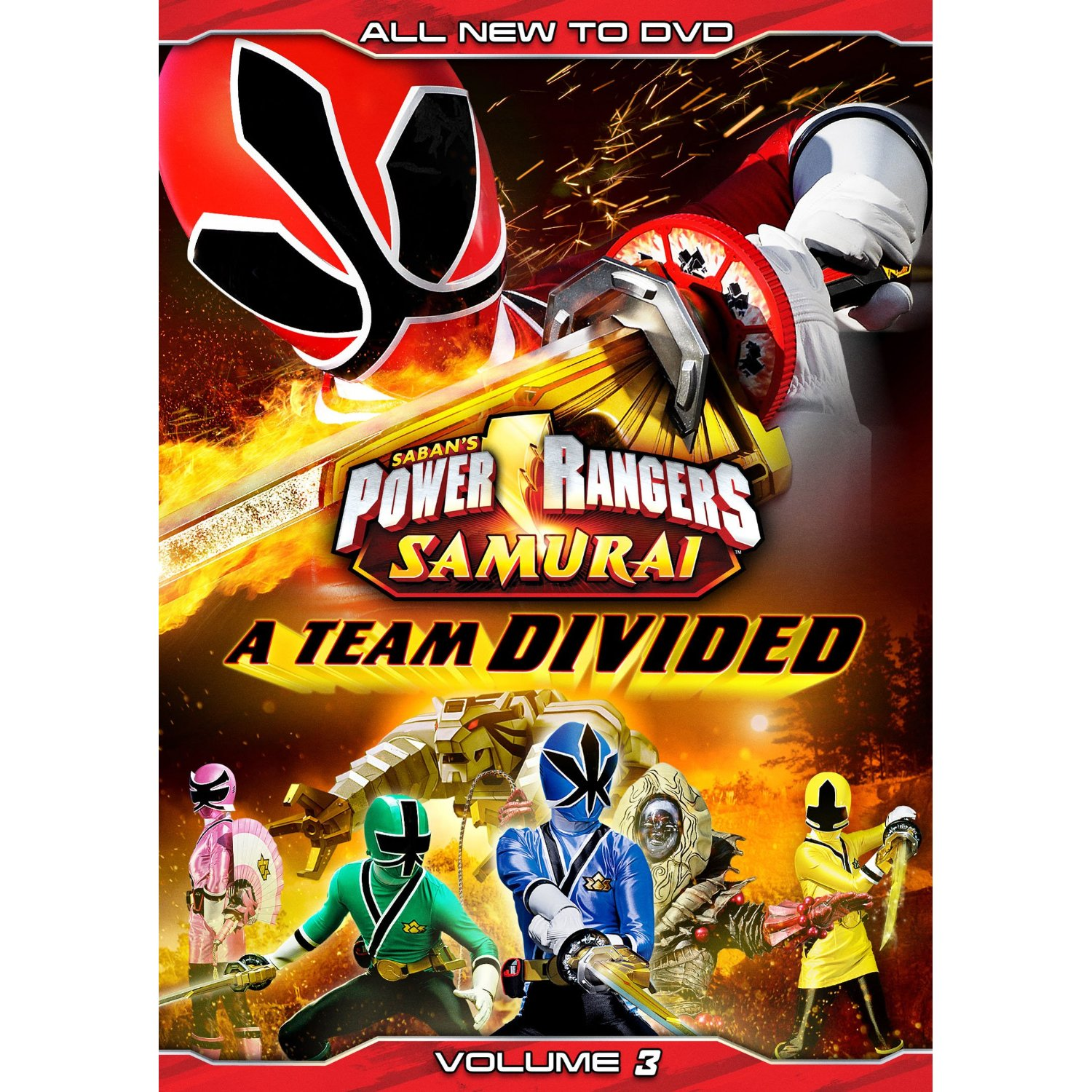 Po po power ranger pages to color - Power Rangers Samurai A Team Divided