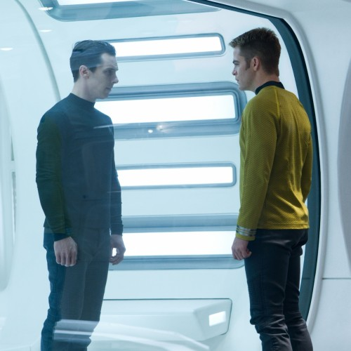 Chris Pine jealous of Benedict Cumberbatch and wasn't a fan of Star Trek