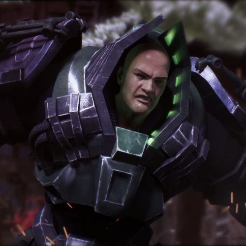 Here's some Lex Luthor in your Injustice trailer