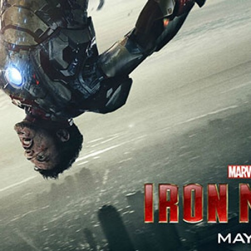 New Iron Man 3 poster released; Super Bowl teaser officially released