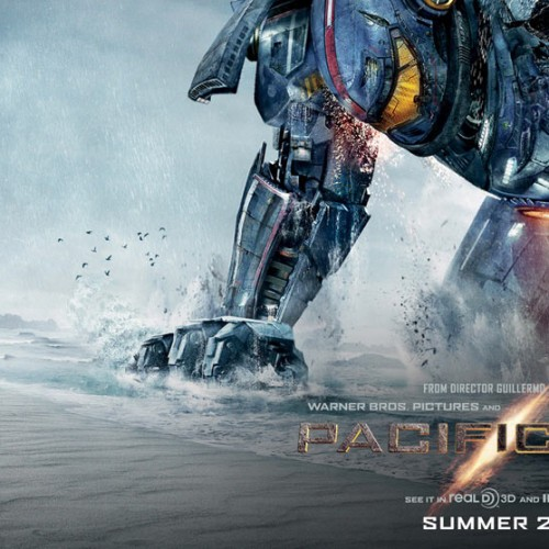 Pacific Rim gets a new trailer for CES