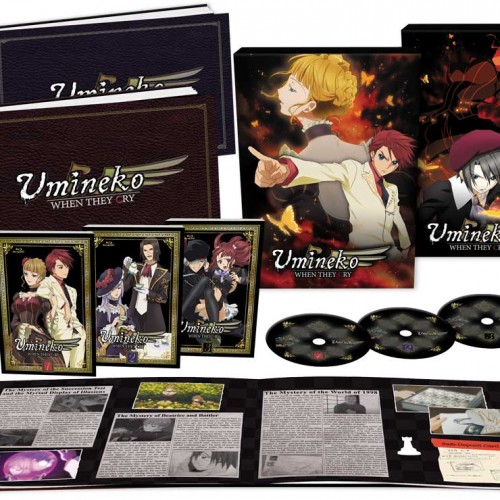 Umineko: When They Cry Volume 1 & 2 review – a mystery even to me