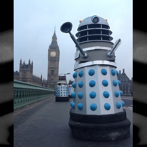 Doctor Who docudrama recreates Dalek invasion of Earth: video and updates!
