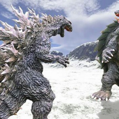 A Death Battle between Godzilla and Gamera?