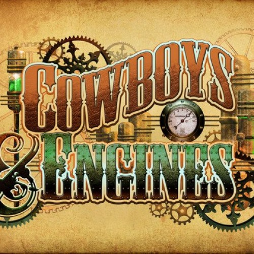 Kickstarter: Cowboys and Engines – A steampunk Western starring Walter Koenig and Jeff Cannata