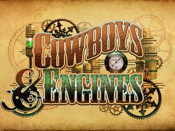 cowboys and engines
