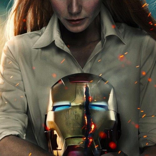 Iron Man 3 media blowout: Pepper's poster, Empire magazine cover, and new stills