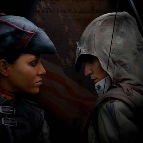 Assassin's Creed III's Connor and Aveline cosplays look legit…but is it racist?