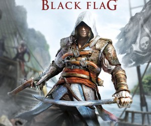 Assassin's Creed IV Black Flag Key Art