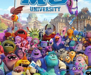 Bleachers Monsters University