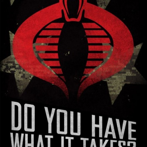 We are Cobra Special Forces – new campaign for GI Joe Retaliation