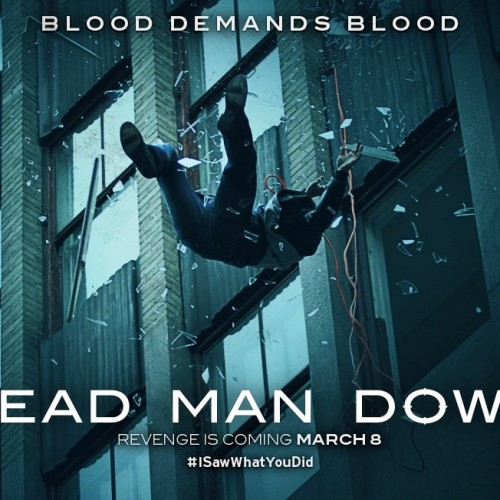 Dead Man Down trailer features James Rhodes, Howard Stark, and Bullseye