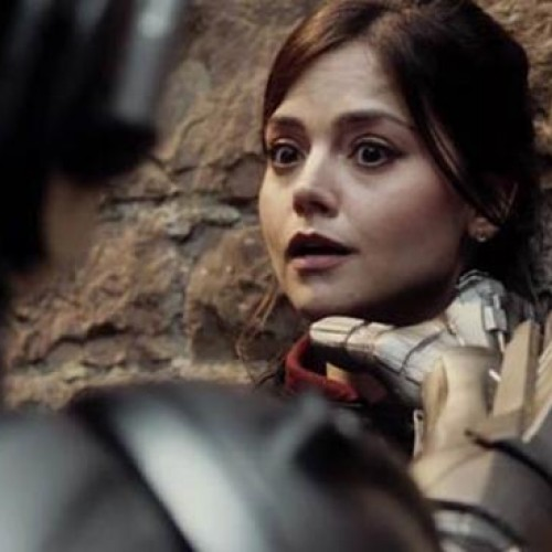 Jenna-Louise Coleman confirmed for Doctor Who season 8