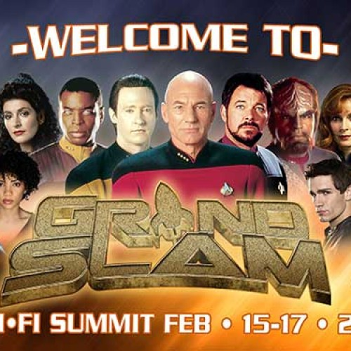 Creation Entertainment's Grand Slam Star Trek & Sci-Fi Summit!