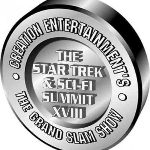 Creation Entertainment's Grand Slam: Star Trek & Sci-fi Summit XVIII