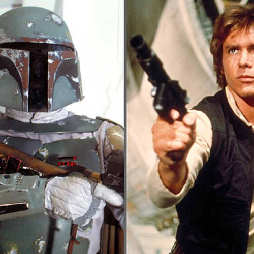 Looks like the Star Wars stand-alone films will star Boba Fett and young Han Solo