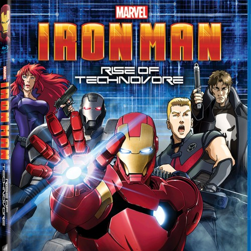 Iron Man: Rise of Technovore release date set