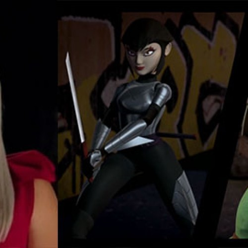 Exclusive: Interview with Kelly Hu on TMNT, Arrow, Surf Ninjas, Michael Bay and braces