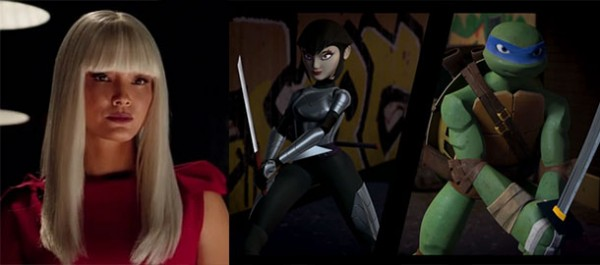 Kelly Hu China White Karai TMNT Arrow