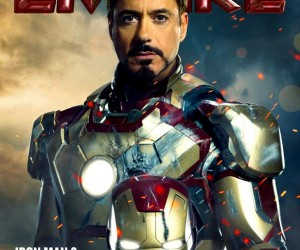 LE subscribers Iron Man 3 cover