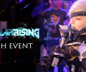 Metal Gear Rising Revengeance Launch featured