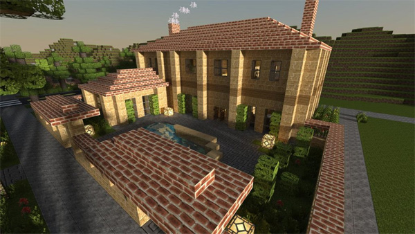 20 modern minecraft houses nerd reactor for Best looking houses