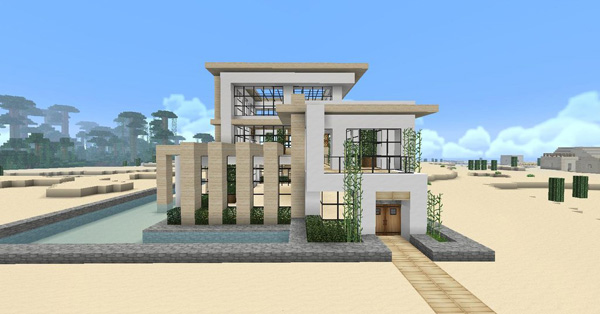 Larger House With A Lot Of Effort Put On The Interior The Creator