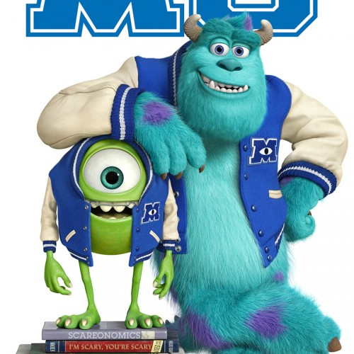 Mike and Sully are back at it in the new trailer for Disney and Pixar's Monsters University