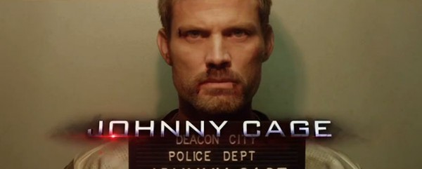 Mortal Kombat Legacy 2 - Johnny Cage