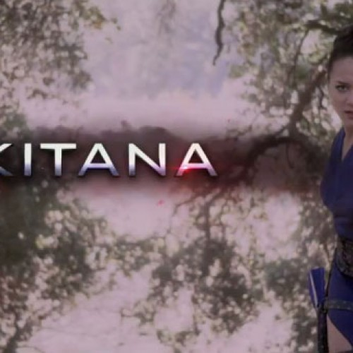 Interview with Mortal Kombat: Legacy II's Kitana, Samantha Jo