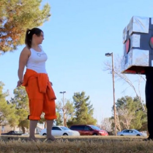 Portal gets a Valentine's Day song
