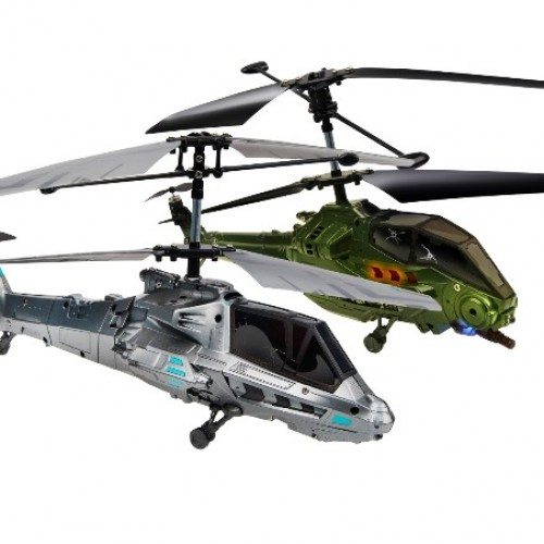 Fight and crash helicopters with the Sky Duel? Sign me up!