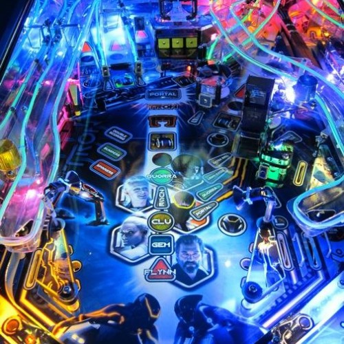 Love at first sight – The Stern Pinball Tron Legacy Edition