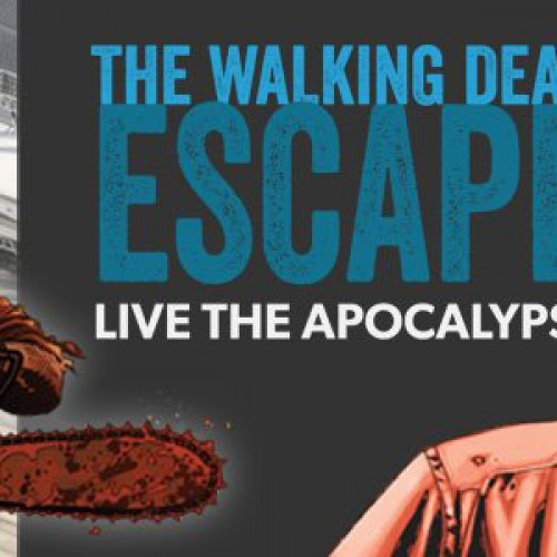 The Walking Dead Escape: Registration open!