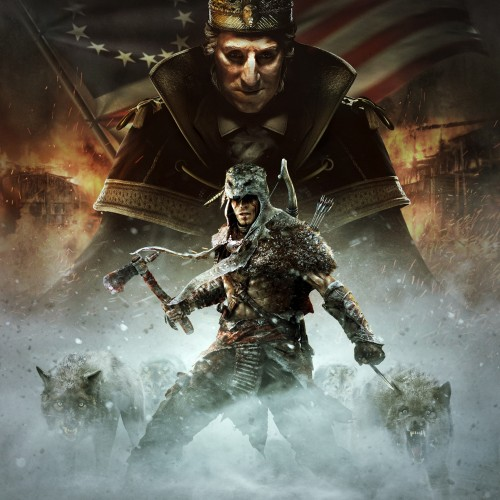 The first episode of Assassin's Creed III: The Tyranny of King Washington is out today