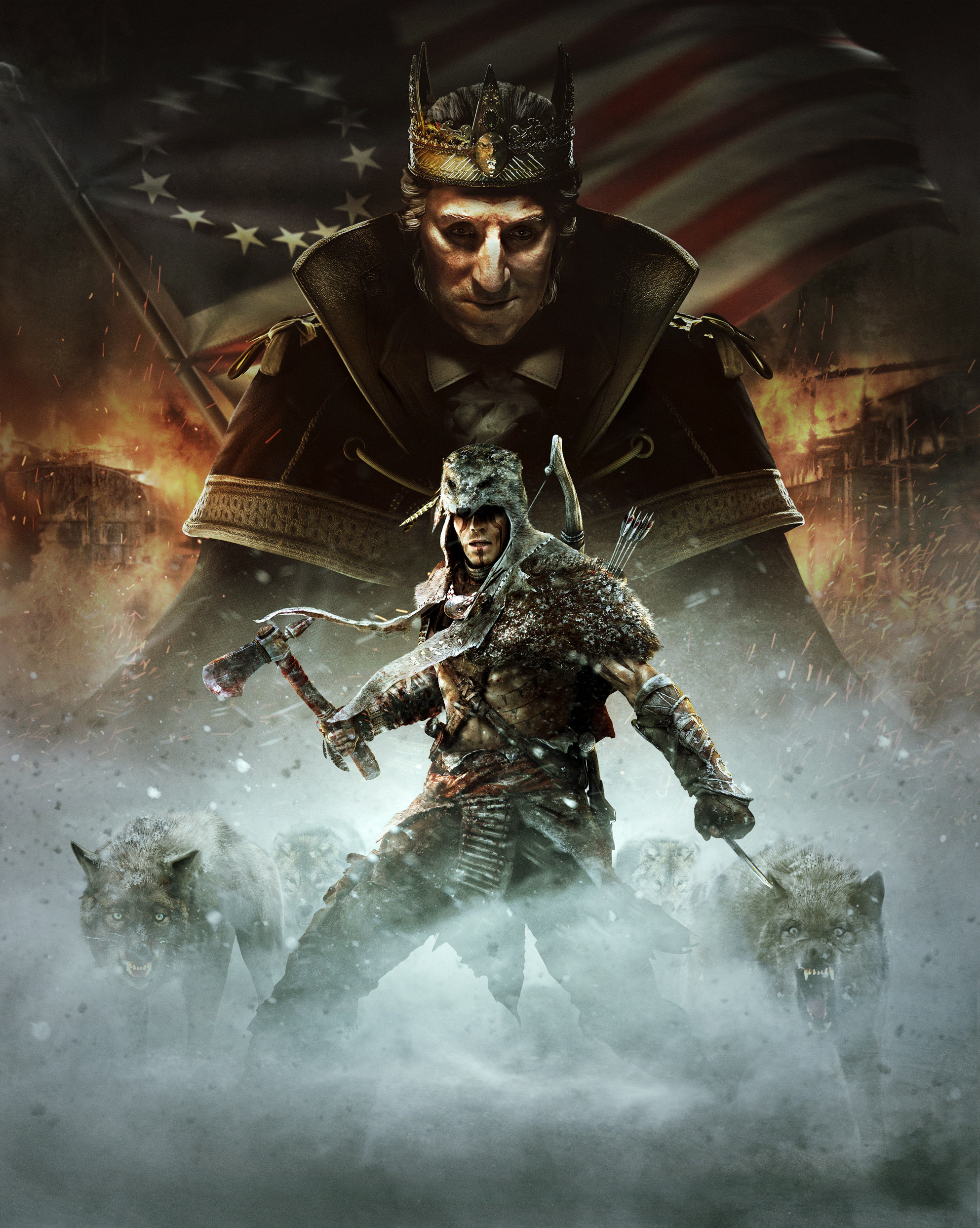 The first episode of Assassin's Creed III: The Tyranny of ...