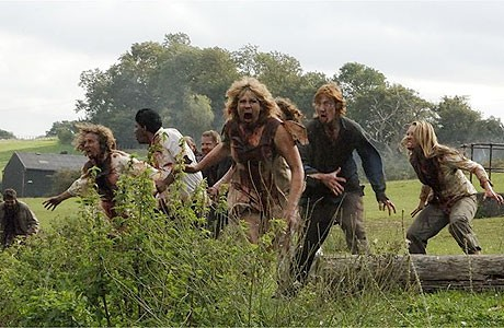 Zombies 28 weeks later