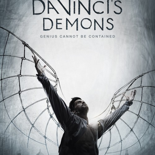 David Goyer's Da Vinci's Demons gets a poster art